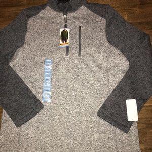 Woolrich Men's Sweater Fleece 1/4 Zip
